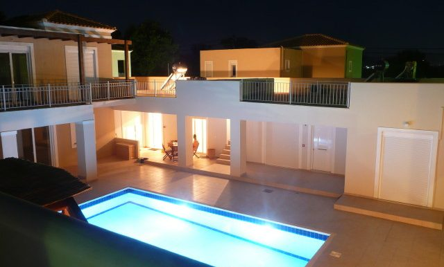 3 Pool and house