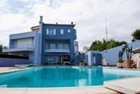 Luxurious villa at Vrachati