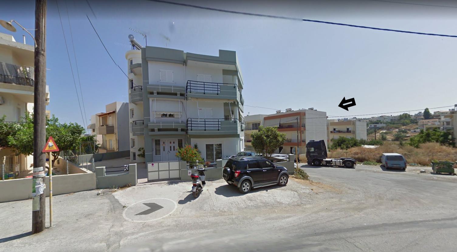 Second Floor Apartment 100 sq.m. at Mesampelies of Heraklion Crete